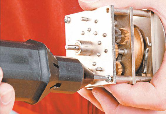 BBV 110- vrtací skrutkovač