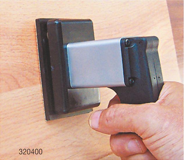 BVB 60 vibračná brúska