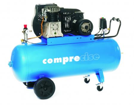 P200/400/3 PROFI kompresor s olejovou naplňou pomalobežný