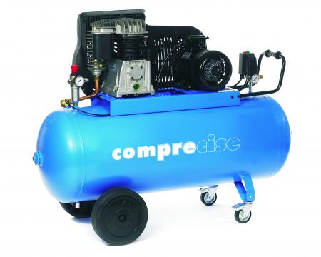 P200/400/5,5 PROFI kompresor s olejovou naplňou pomalobežný