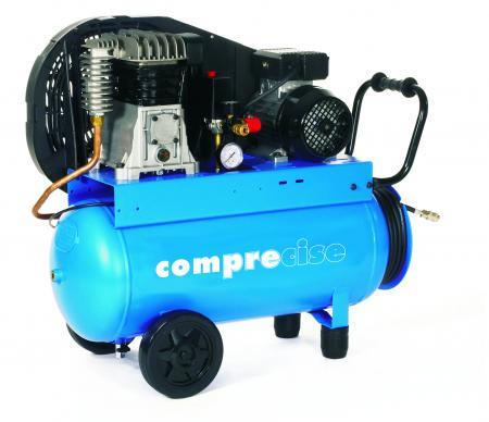 P50/400/3 PROFI kompresor s olejovou naplňou pomalobežný