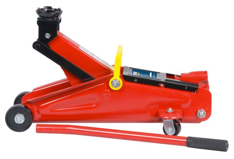 TJM1008   hydraulický zdvihák poj.2T