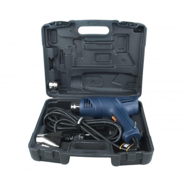 HAM1015  Teplovzdušná pištoľ v kufríku