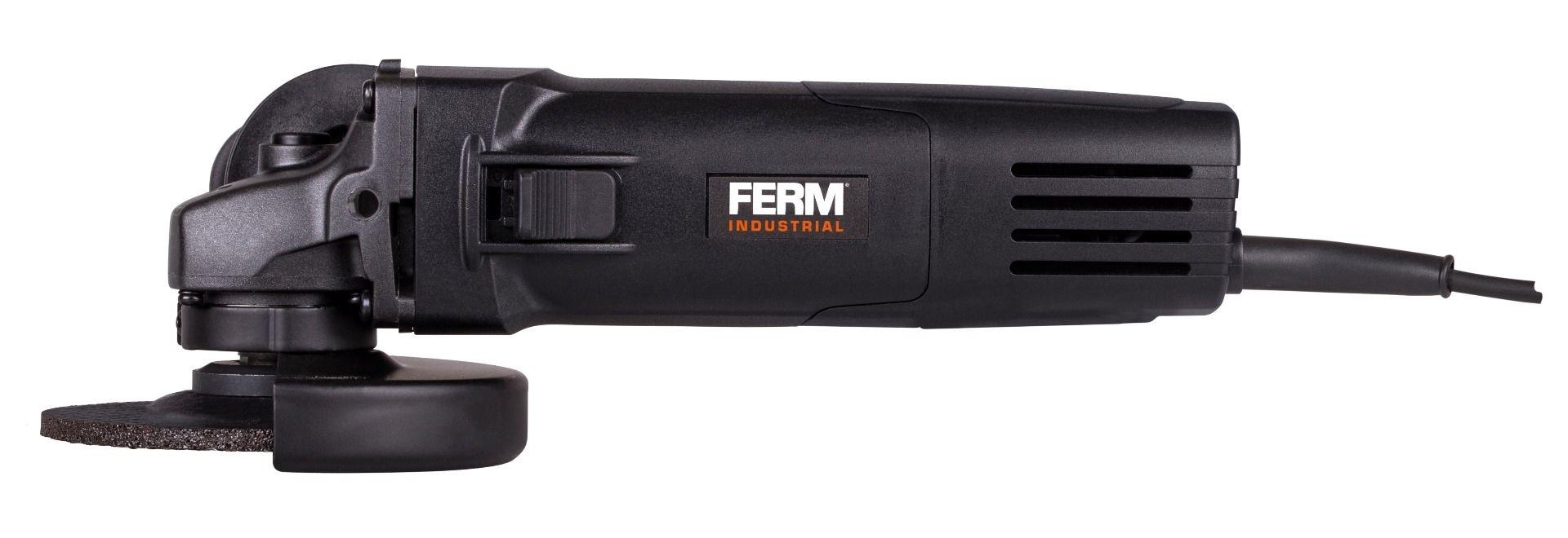 AGM1094P  Uhlová brúska 750W, pr. 115mm