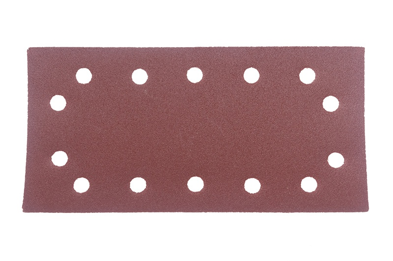 brúsny papier  115x230 FOS 450 suchý zips s odsávaním zr 100