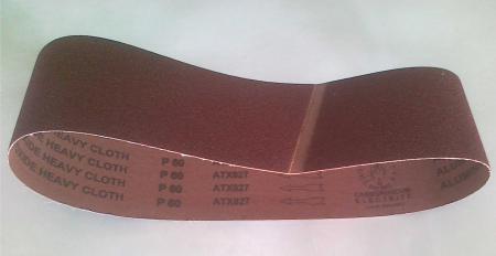 brúsny pás 50 x 686 mm, zr.60  pre BKLP-1500