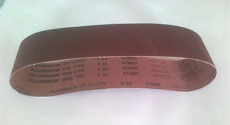brúsny pás 50 x 686 mm, zr.80  pre BKLP-1500