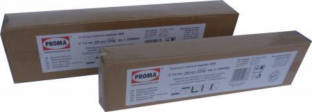 elektródy bázické 2,5 x 300  (2,5 KG)