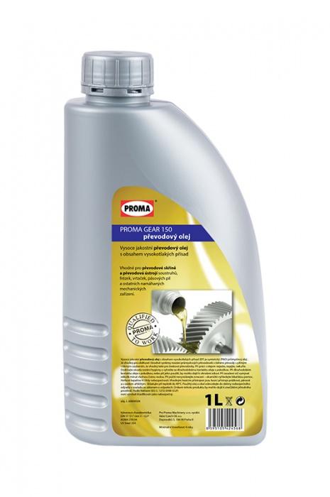 olej PROMA GEAR 150 - prevodový  1L