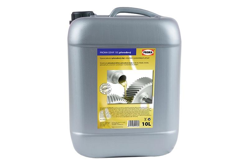 olej PROMA GEAR 150 - prevodový  10L