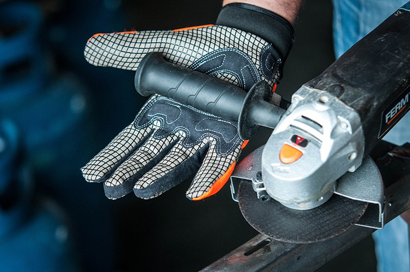 Pracovné rukavice Špeciál veľ. 11