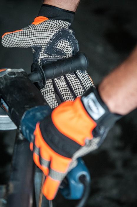 Pracovné rukavice Špeciál veľ. 9