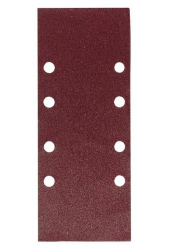 brúsny papier na suchý zips 8 dier 93x182 mm pre WU644   120zr.