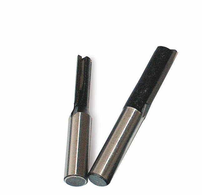 fréza bez ložiska 4 mm jednobritová