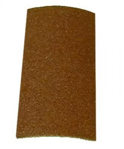 brúsny papier 93 x 230 mm    100 zr.
