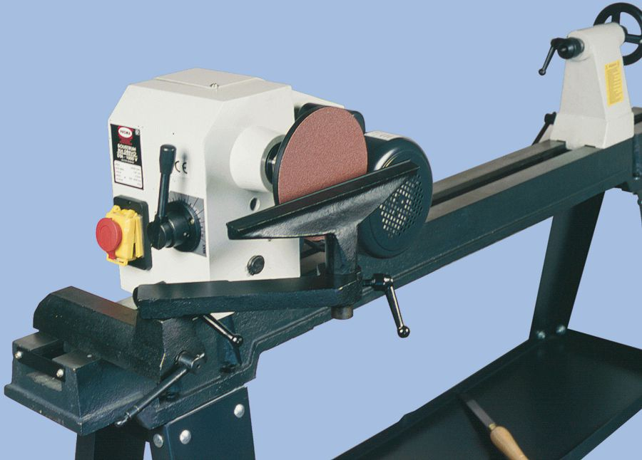 DSL-1100V sústruh na drevo