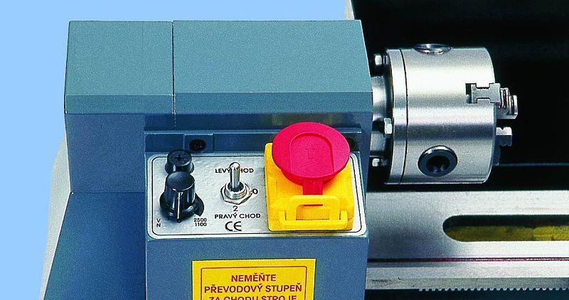 SM-300E stolný sústruh