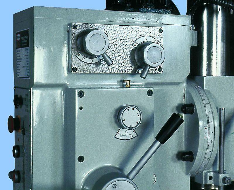 B-1832FN/400 strojná vŕtačka