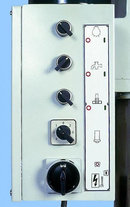 B-1850FE/400 strojná vŕtačka