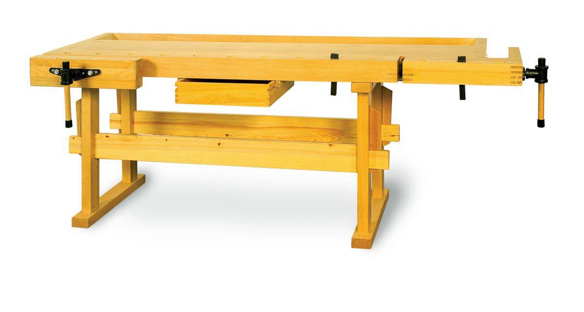 PTH-2100NB Stolársky stôl