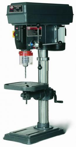 E-1516BVL/400 stojanová vŕtačka s laserom