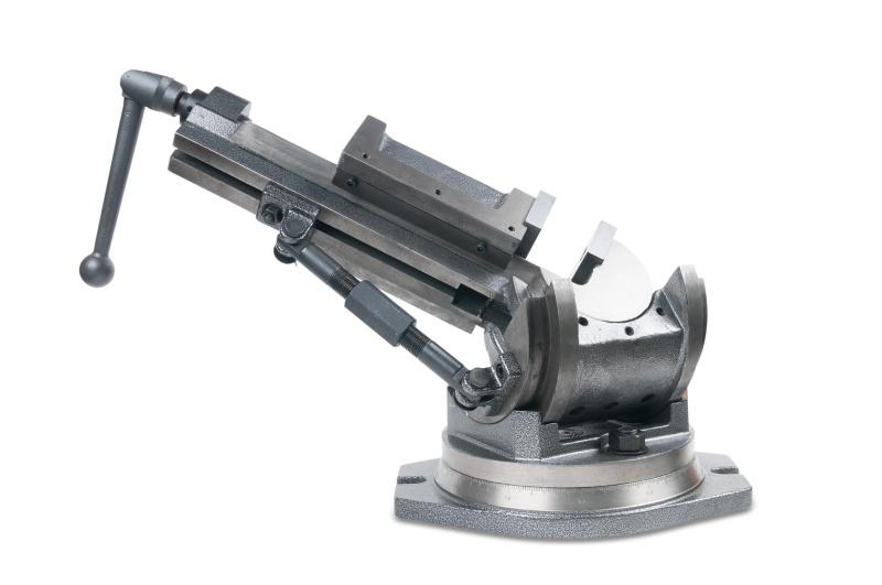 SWT-125 trojosí strojný zverák