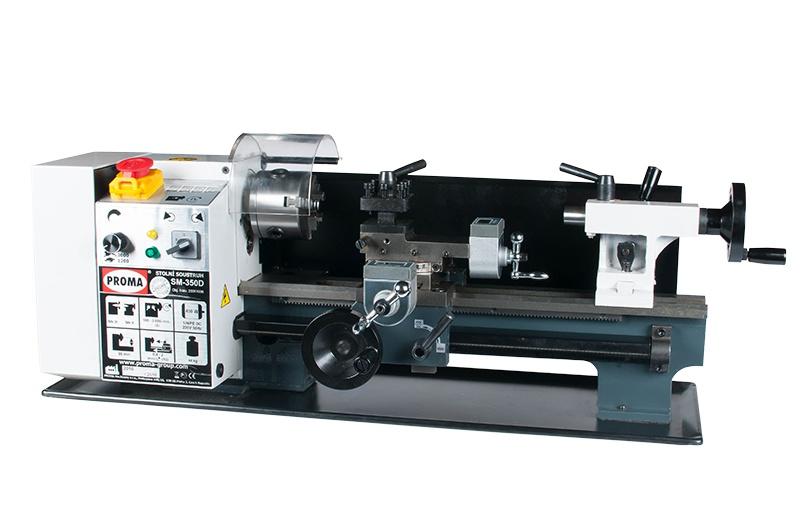 SM-350D stolný sústruh