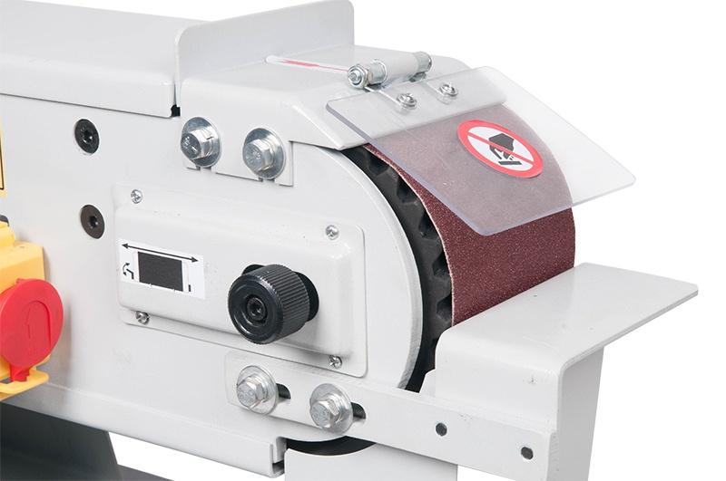 BPK-2100/230  pásová brúska