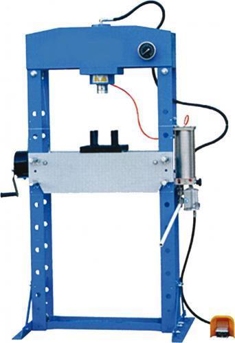 HLR-50U/2A  hydraulický lis