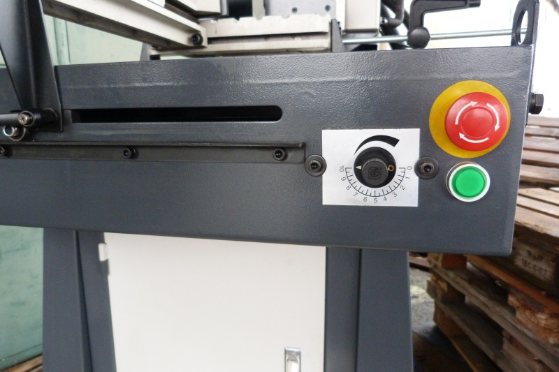 PPS-250HPA pásová píla na kov - poloautomat
