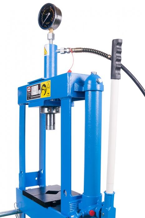 HLR-10U/2  hydraulický lis