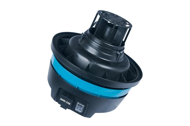PPV-1400/50R  priemyselný vysávač  1400W