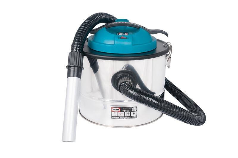 PPVS-1000/15R  Elektrický vysávač popola - separátor