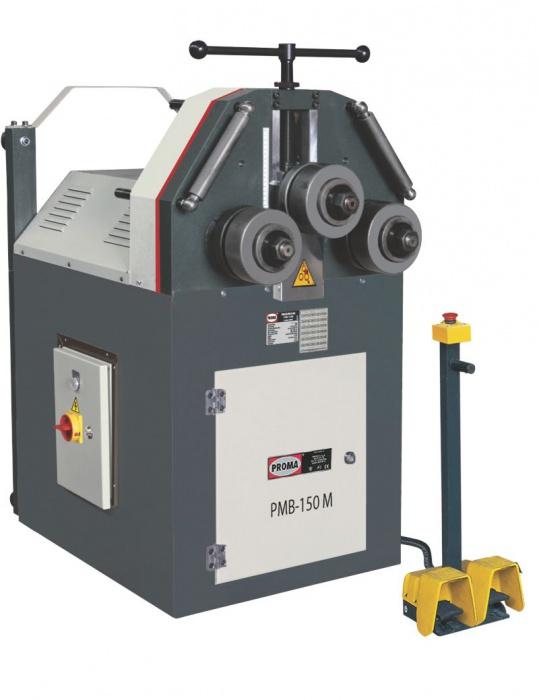 PMB-150M  Zakružovačka profilov
