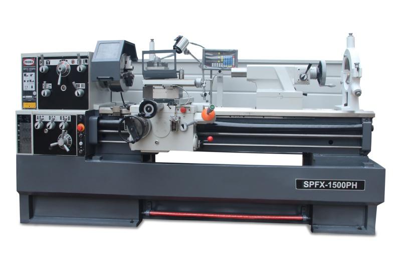 SPFX-1500PH univerzálny sústruh s dig. odmeriavaním