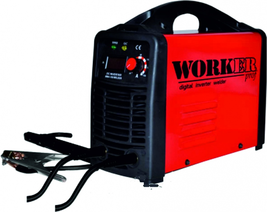 WORKER 150  Invertorové zváracie zariadenie  20 - 150A