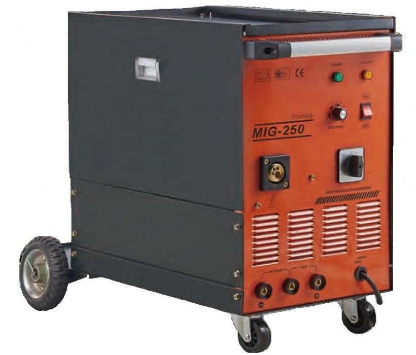 EUROMIG 250 TWIN  Zvárací automat MIG-MAG