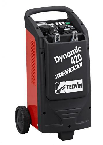 DYNAMIC 420 nabíjací zdroj so štart. zariadením 12/24V - 21A