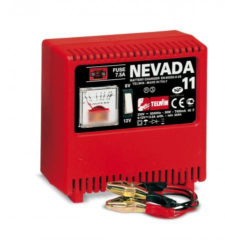 NEVADA 11 nabíjací zdroj 6/12V  max.40 Ah
