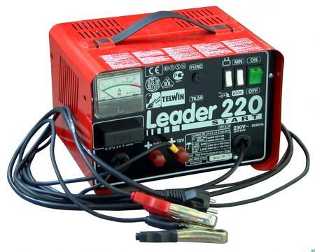 LEADER 220 START nabíjací zdroj so štart. zariadením