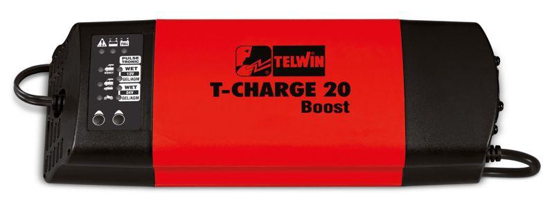 T-CHARGE 20  BOOST nabijaci zdroj  5/180 Ah