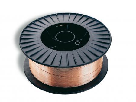 Zvárací drôt pr. 0,8 mm, bal. cievka 5 kg (HS code 72292000 - prenos daňovej povinnosti)
