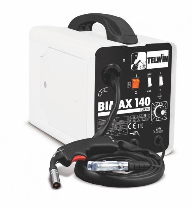 BIMAX 140 zvárací transformátor 50 -120A  MIG-MAG