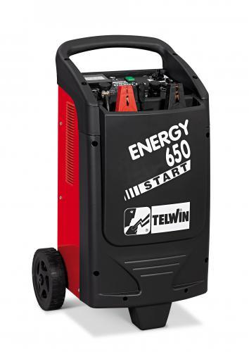 ENERGY 650 START nabíjací zdroj so štart. zariadením
