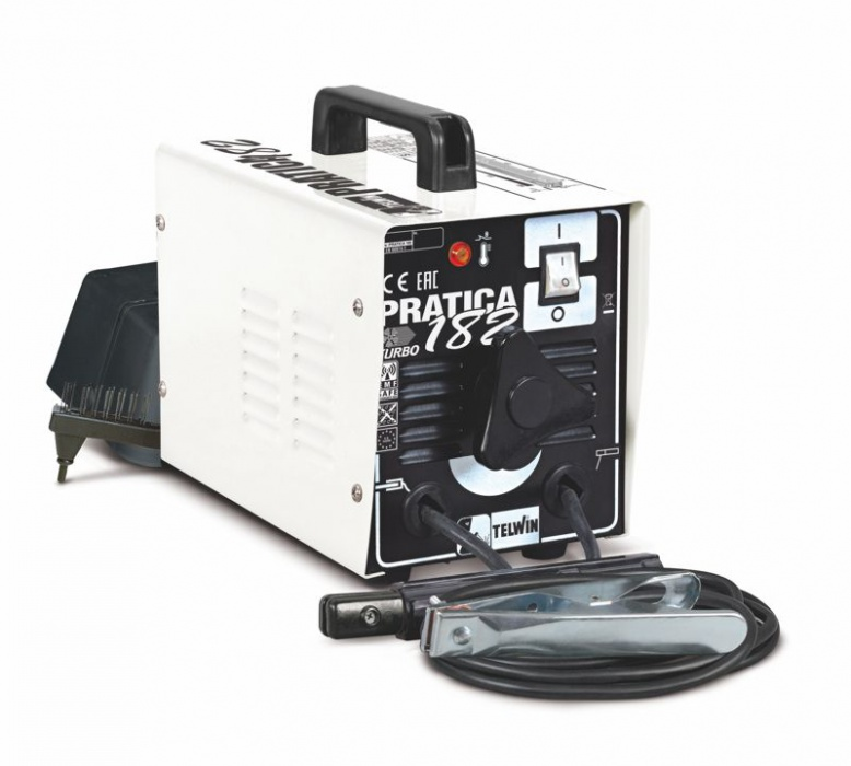 PRATICA 182  zvárací transformátor 55 -180 A