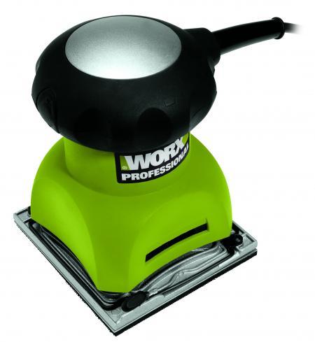 WU645             vibračná brúska 240W