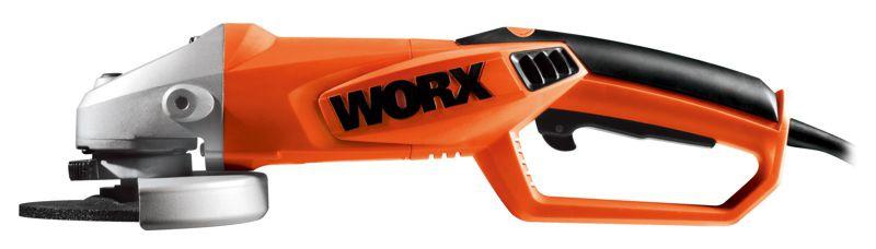 WX722.1  uhlová brúska 125 mm 1200W