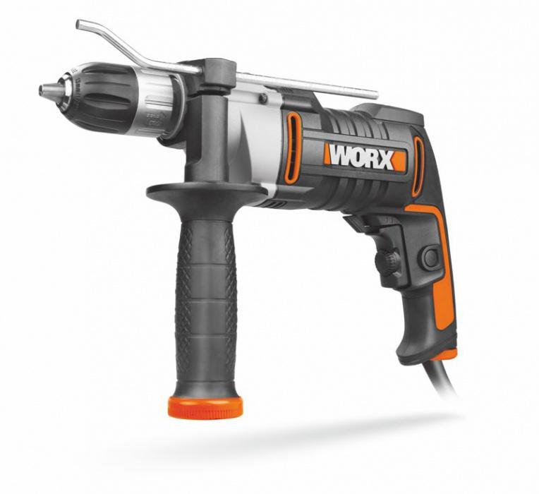 WX318  ručná priklepová vŕtačka 810W