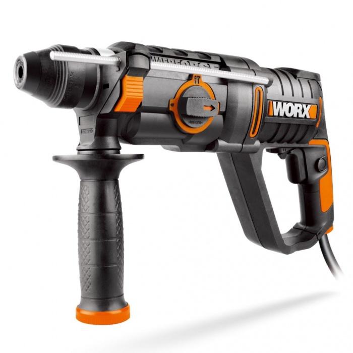 WX337  vŕtacie kladivo  750W  2,0 J