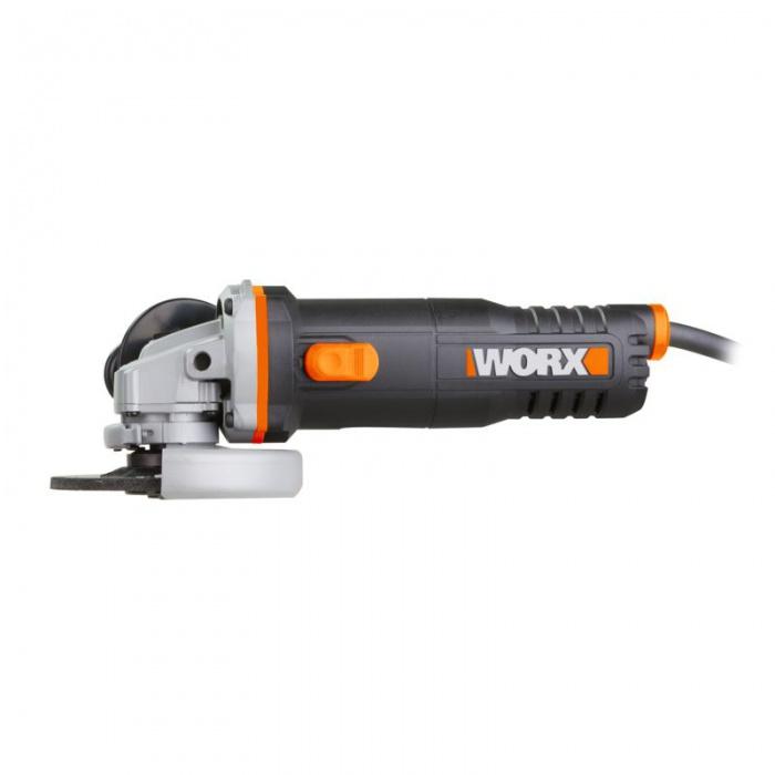 WX712  uhlová brúska 125 mm  860W
